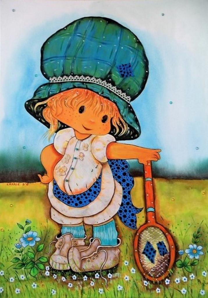 ❥ Miss Raquette dans poupée miss-raquette-1-715x1024
