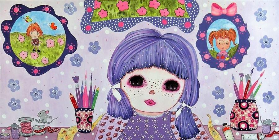 ❥ La petite Artiste dans poupée lartiste-en-herbe-1-900x454